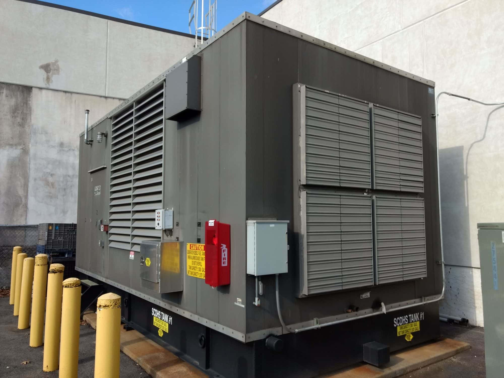 hight resolution of commercial generators play a vital role in various applications but are most known for acting as backup power in the event of a power outage