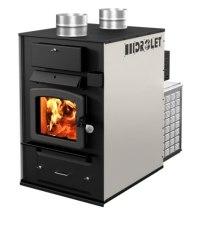 Furnaces :: Wood Furnaces :: Drolet Tundra Furnace