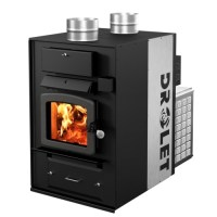 Furnaces :: Wood Furnaces :: Drolet Heatmax Wood Furnace ...