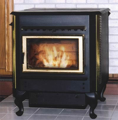 Stoves  Biomass  Corn  Multifuel Stoves  Magnum Countryside MultiFuel Corn Stove with