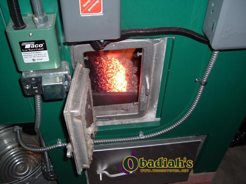 Keystoker Automatic Coal Furnace by Obadiah's Woodstoves