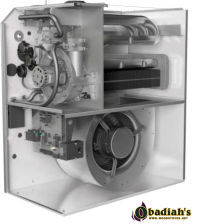 Napoleon 9600 Series Gas Furnace by Obadiah's Woodstoves