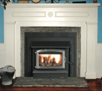 Fireplace Insert Stove. Buck 74ZC Non Catalytic Stove By ...