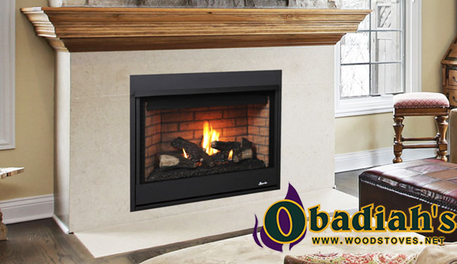 Astria Aries  Superior DRT2000 Direct Vent Gas Fireplace by Obadiahs Woodstoves