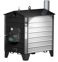 Pro-Fab Cozeburn 450 Outdoor Wood Boiler/Furnace *Not for ...