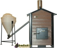 Ultra Series WoodMaster Pellet Boiler/Furnace by Obadiah's