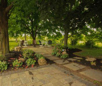 Landscape Design Hilton-Greece NY