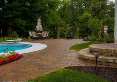 Pool installation & Design Fairport NY