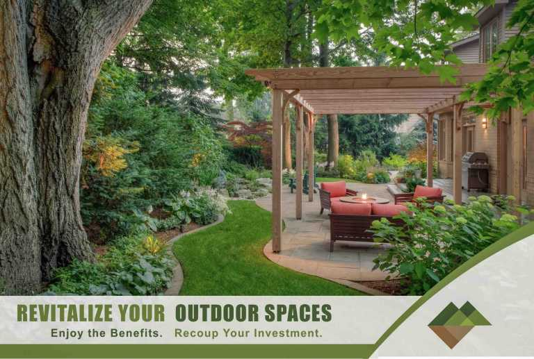 Outdoor Living Area Rochester NY