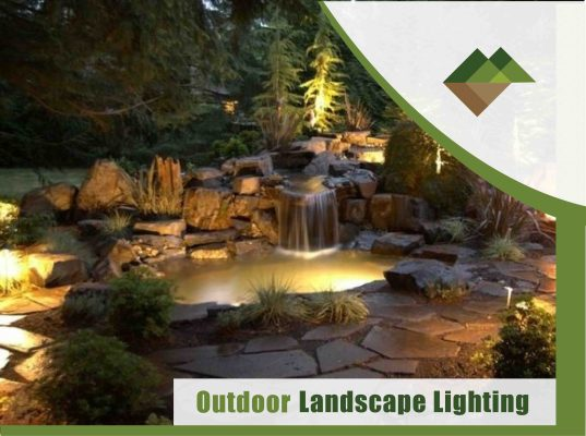Landscape Lighting Rochester NY