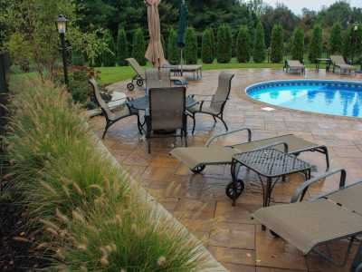 Inground Pool Renovation Example Rochester NY