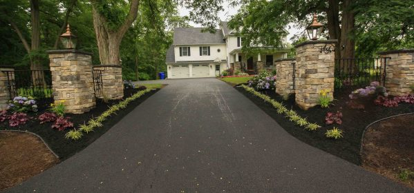 Front Landscape Makeover Rochester NY