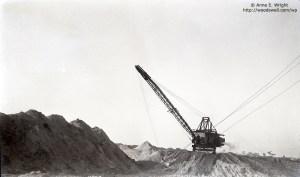 Photos from scans of antique negatives originally taken by David Morgan Wright Sr.