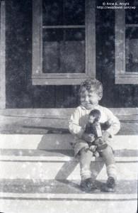 Orrin Hughitt Wright, 1925, Agricola, Florida