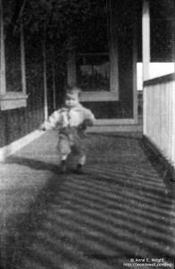 David Morgan Wright, 1925, Agricola, Florida