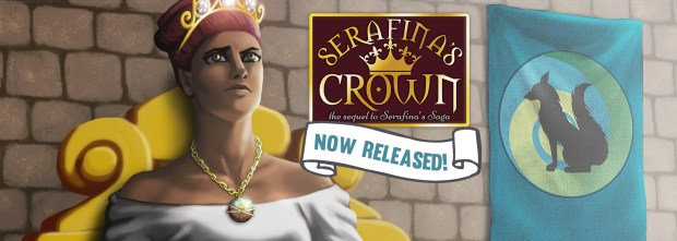 Serafina's Crown released