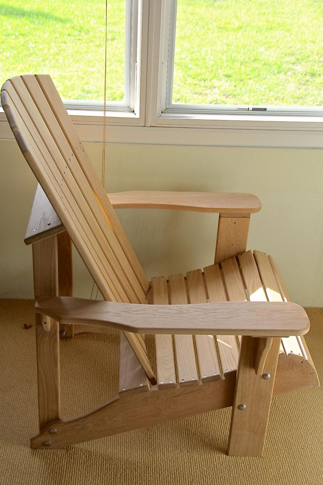 easy adirondack chair plans hanging lounge canada woodworking with simple minimalist