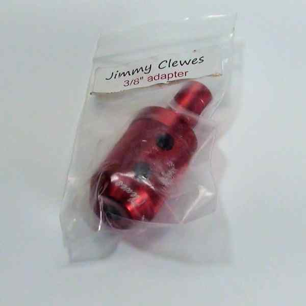 "Jimmy Clewes 3/8"" Set Screw Adapter"