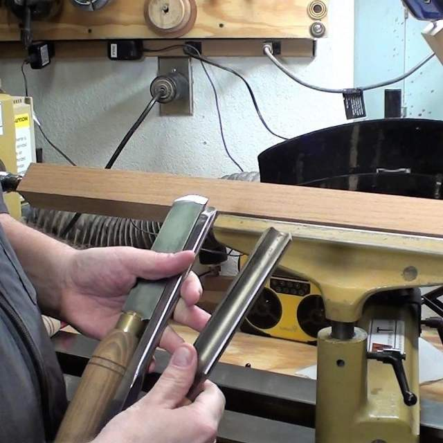 skews for turning spindles