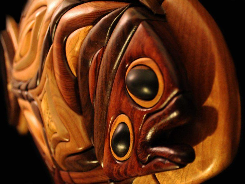 halibut face