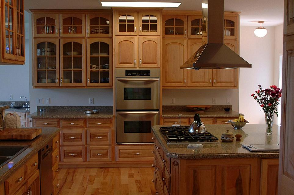 French Country Kitchen With Maple Cabinets kitchen maple cabinets. black red and white living room ideas