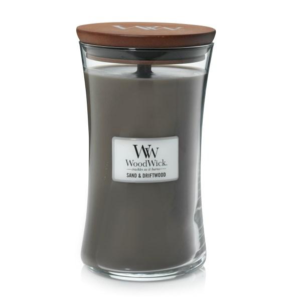 93378 Sand Driftwood Large Jar