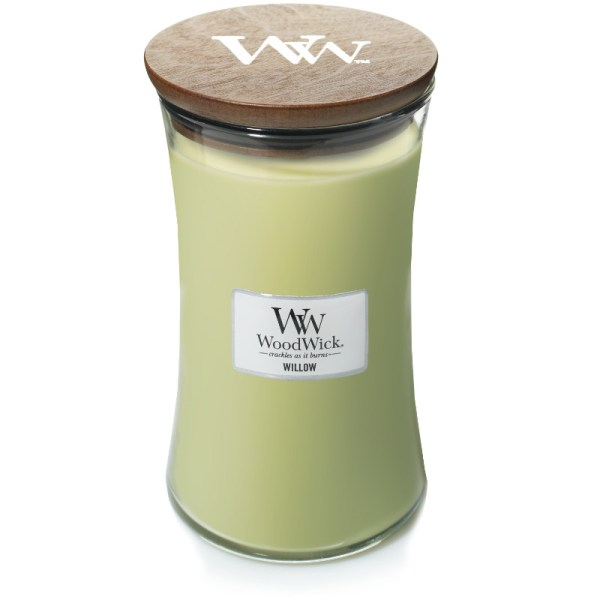 Willow large w lid silho