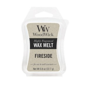 Fireside-57106E WoodWick Mini Wax Melt