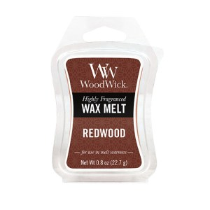 Redwood-57138 WoodWick Mini Wax Melt