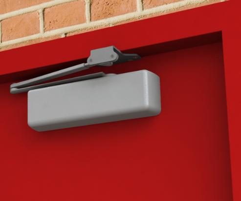 LCN 4040XP Heavy Duty Door Closer | Woodwood Door Controls