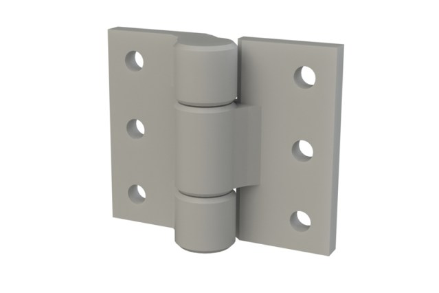 I-8505 Full surface hinge | Woodwood Door Controls