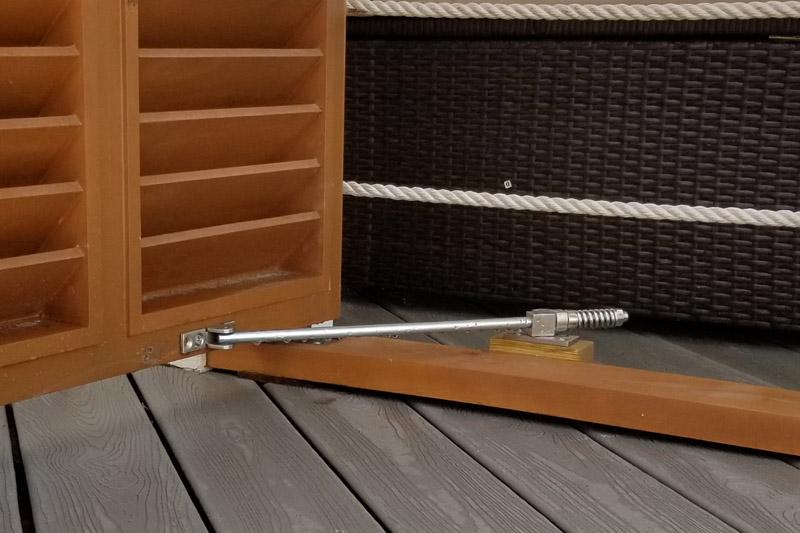 Door Stays | Woodwood Group