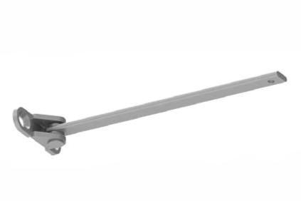 LCN 4820-3077L Long Arm | Woodwood Door Controls