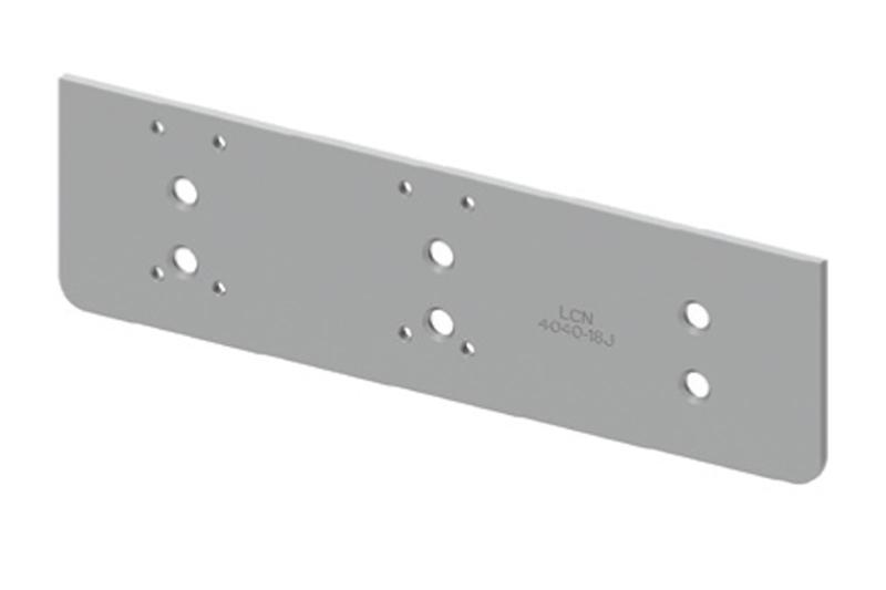 LCN 4040XP-18TJ Plate   Woodwood Door Controls