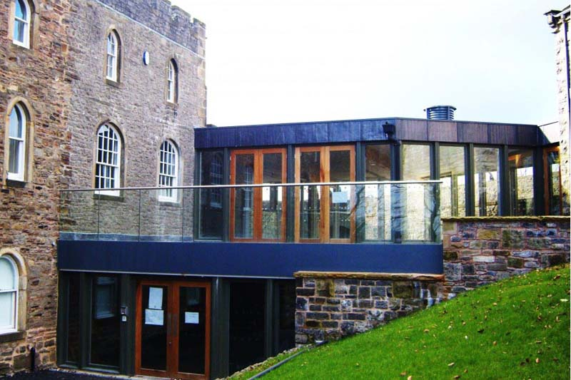 Clitheroe Castle Museum | Woodwood Group