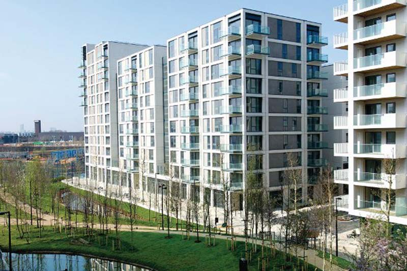 Olympic Village | Woodwood Group