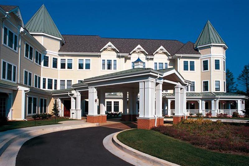 Sunrise Senior Living | Woodwood Group
