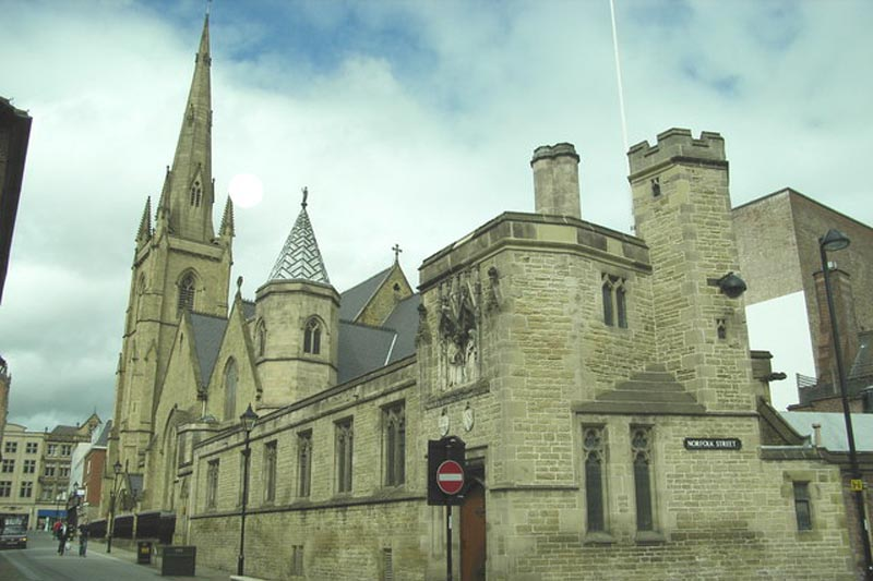 The Cathedral Church of St Marie | Woodwood Group
