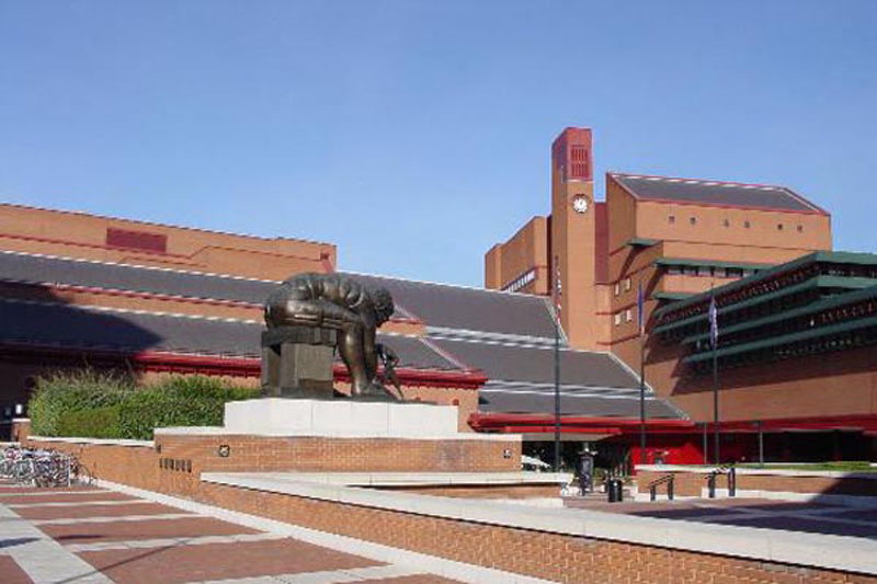 The British Library | Woodwood Group