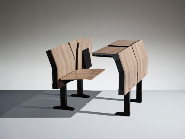 LAMM E4000 Education Seating | Woodwood Group