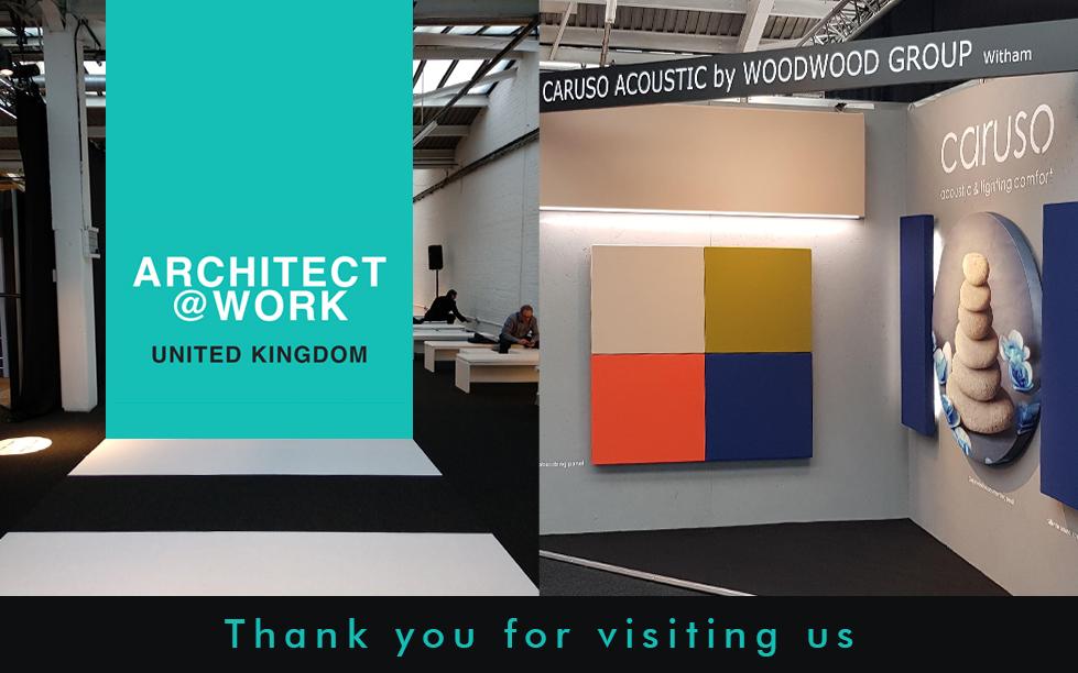 Architect @ Work London | Woodwood Group