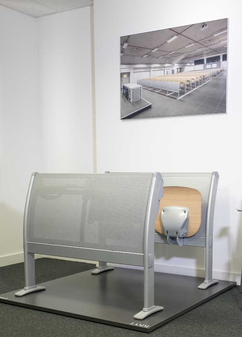 Lecture Theatre Seating | Woodwood Group