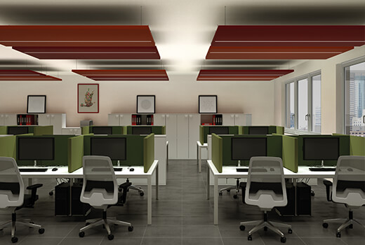 Call Centre Acoustics | Woodwood Group