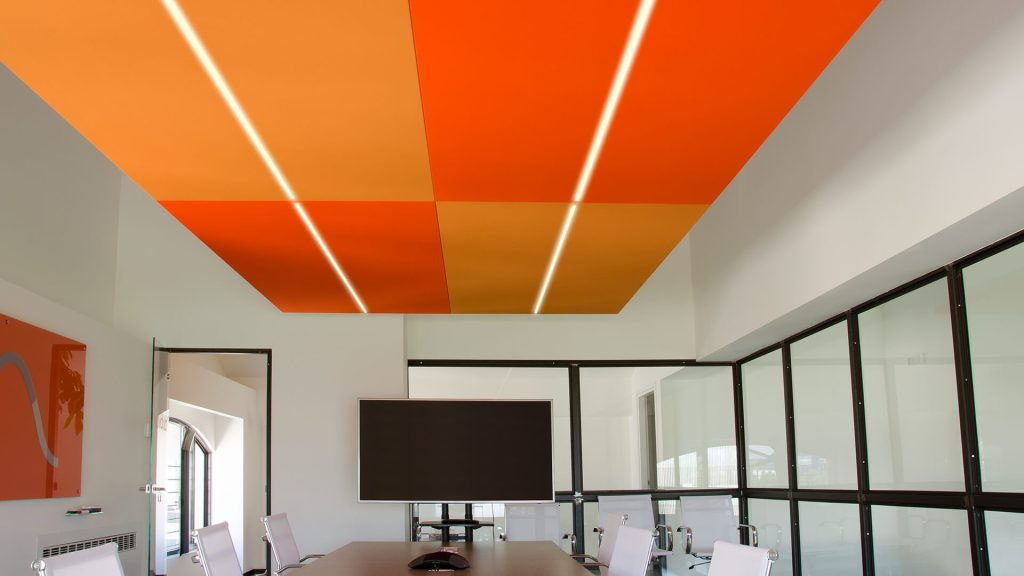 Caruso Nuvola Acoustic Panels | Woodwood Group
