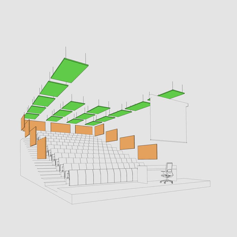 Acoustic Balance | Woodwood Group