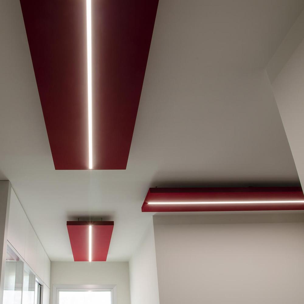 Acoustic Frontline LED Lighting | Woodwood Group