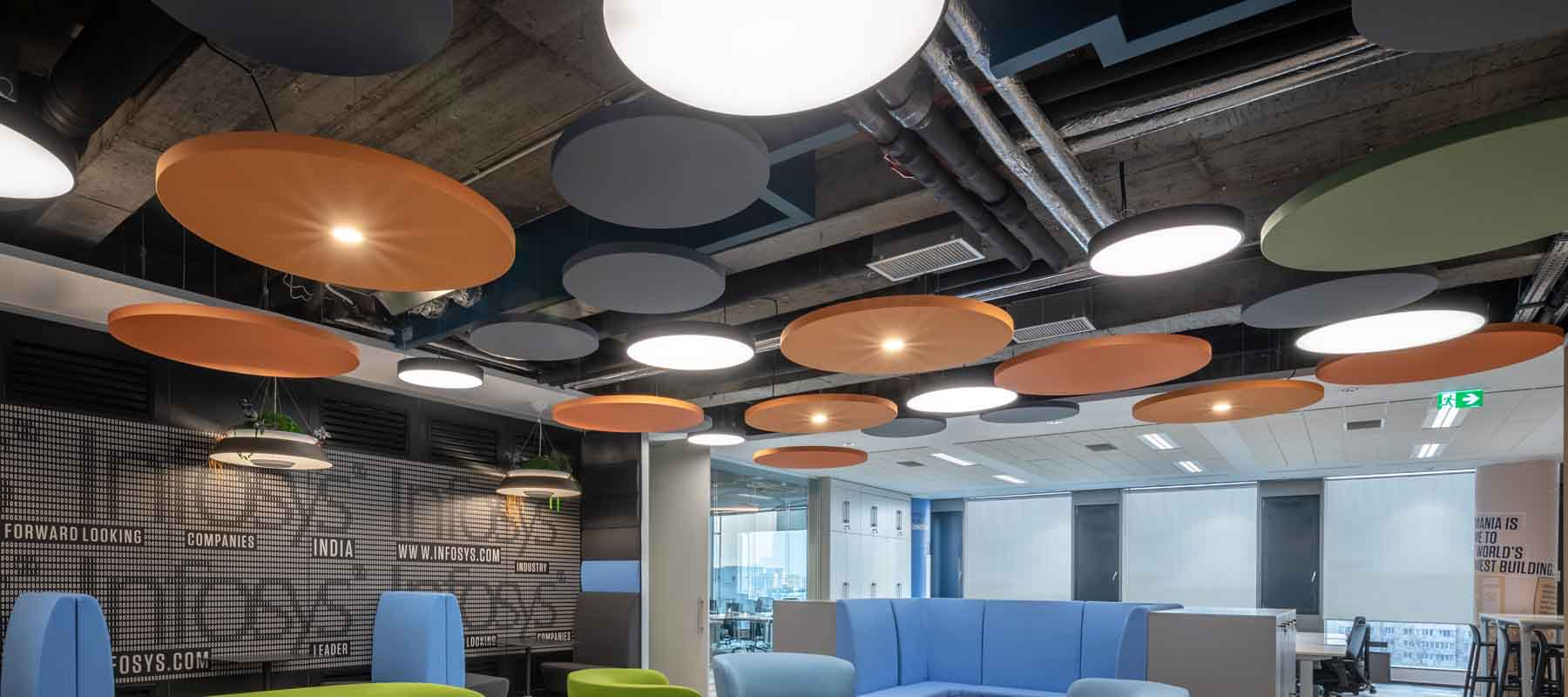 Round Diffused Spotlights | Woodwood Group