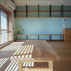AIDAHO東陽町マンションリノベーション竣工写真