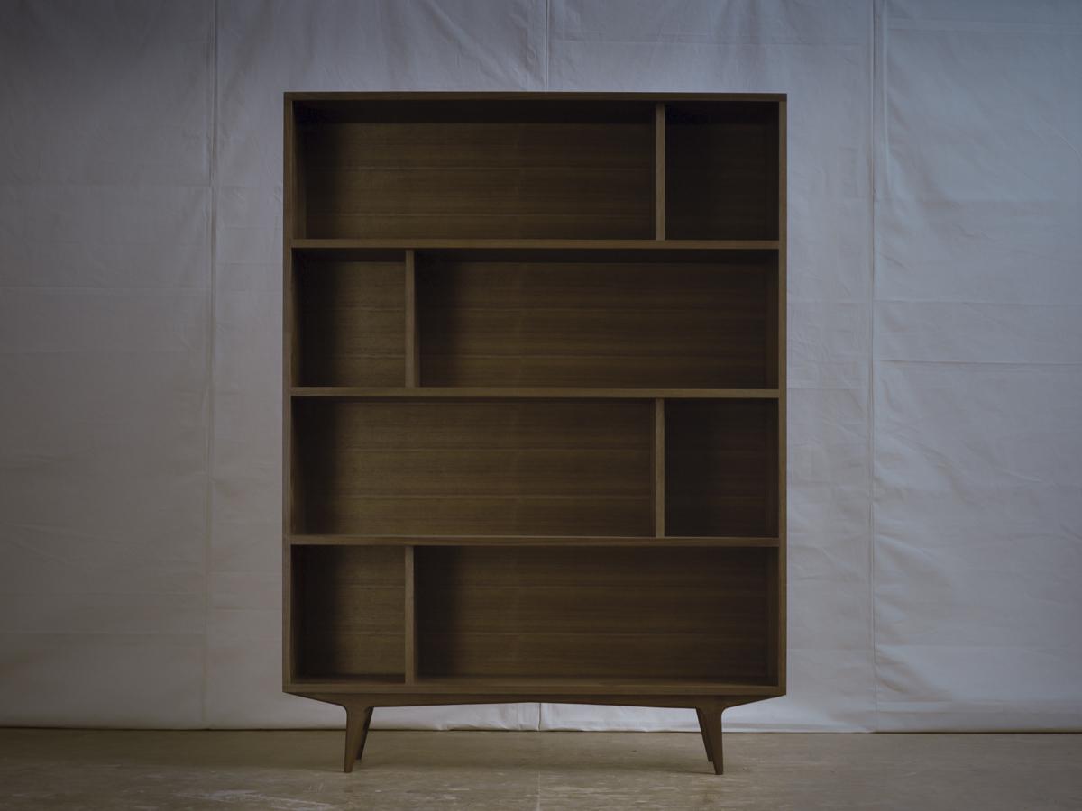 TONE BOOK SHELF walnut トーン ブックシェルフ ウォールナット 本棚 収納家具