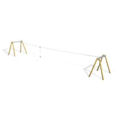 Woodwork AB-Linbana 20m